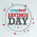 Snapdeal Savings Day 11 / 11 : Exciting Offers Every Hour