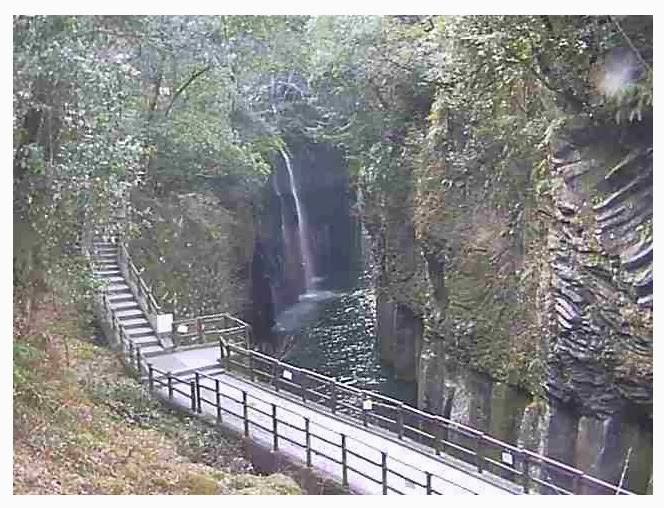 Takachiho, Miyazaki Prefecture, Kyushu webcam