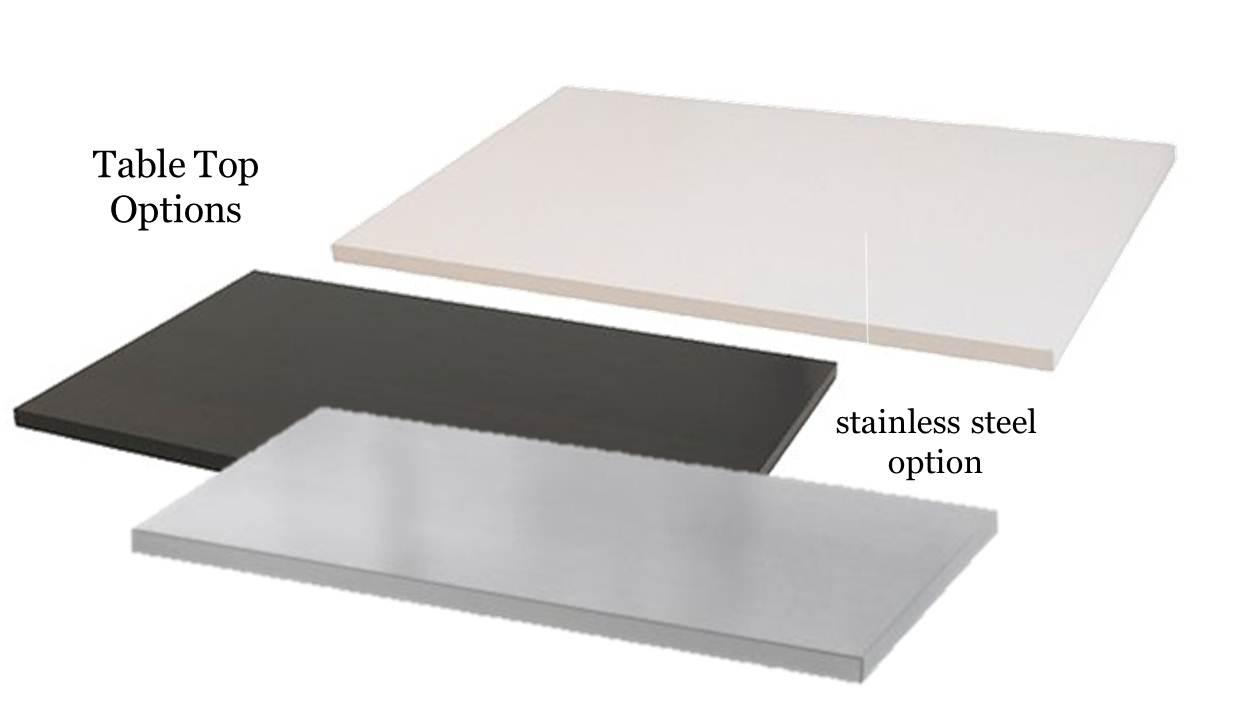 Diy Stainless Steel Table Top