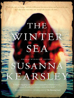 Cover of The Winter Sea by Susanna Kearsley