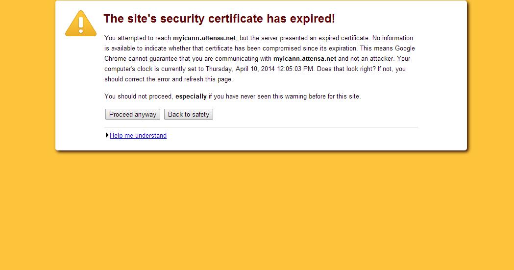 Domain Mondo Domainmondo Icann Website Security Certificate