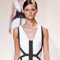 Черно и Бяло модни тенденции пролет-лято 2013