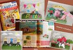 2013 - Mijn kaarten zijn gepubliceerd in ....