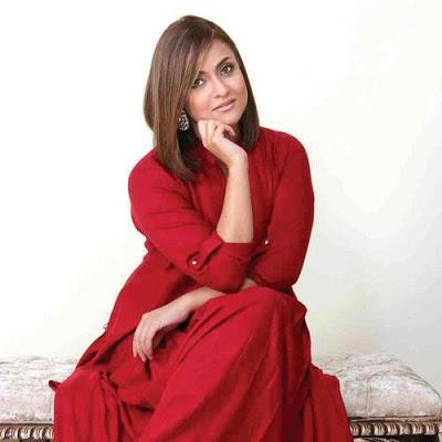 Nadia Khan show Images