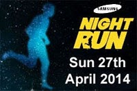 New race!...Samsung 10k Night Run in Cork City