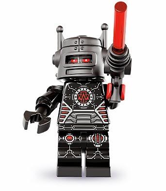 lego mini roboter