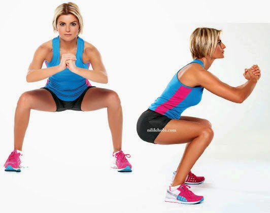 Vücudun Tümünü Sıkılaştıran Egzersiz