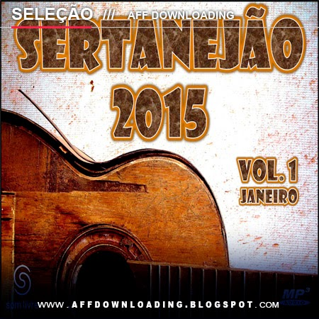 Sertanejão – Vol.1 2015
