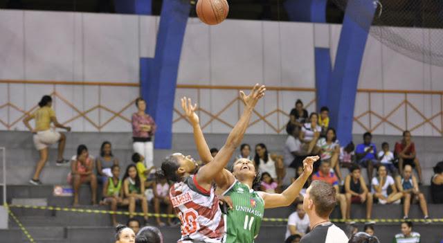 UNINASSAU/América garante sua sétima vitória na LBF