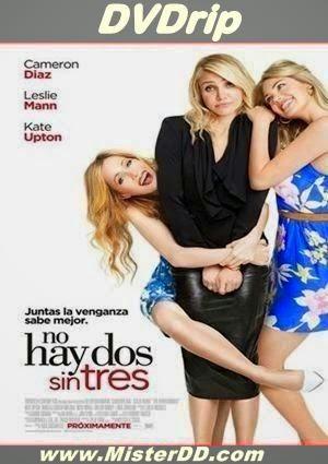 No hay dos sin tres (2014) [DVDRip]