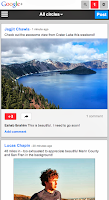 Google+ Has Redesign for Web and Mobile