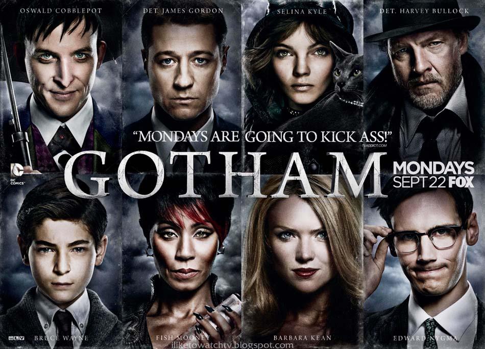 Gotham (TV series 2014) Full Movie Online Free