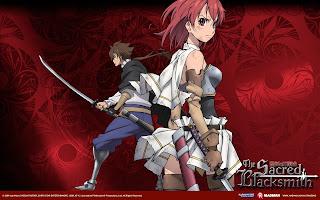 Seiken no Blacksmith BD Episode 1-12 Sub Indo / English