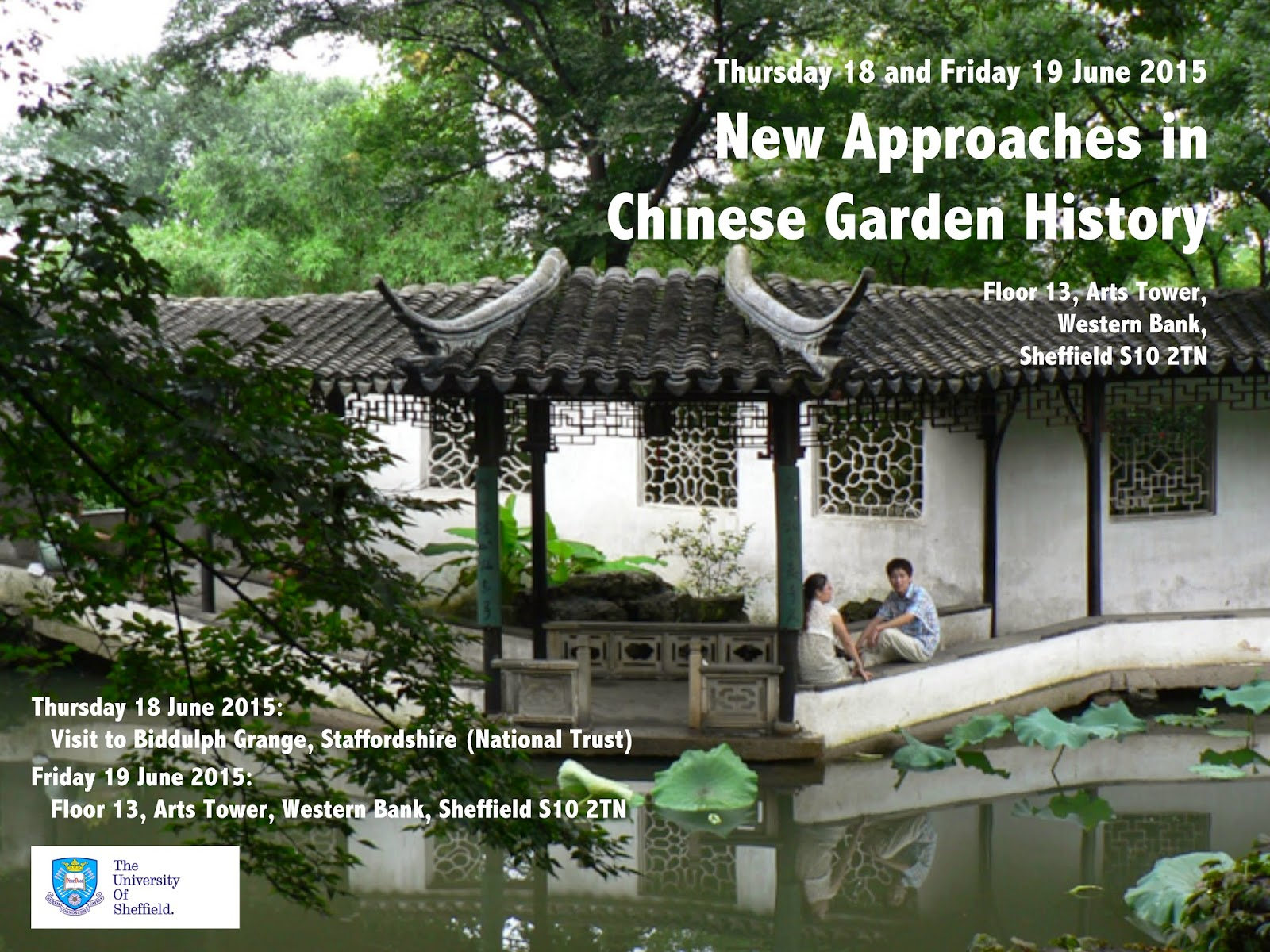 Gardens Of China New approaches in Chinese garden history