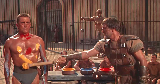 an analysis of the movie spartacus by stanley kubrick