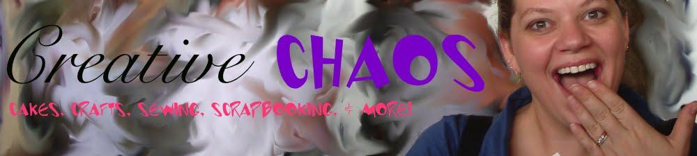 Organized Chaos. . .