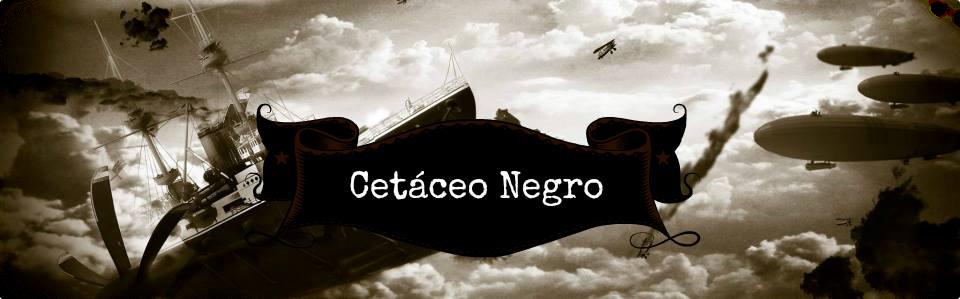 Cetáceo Negro