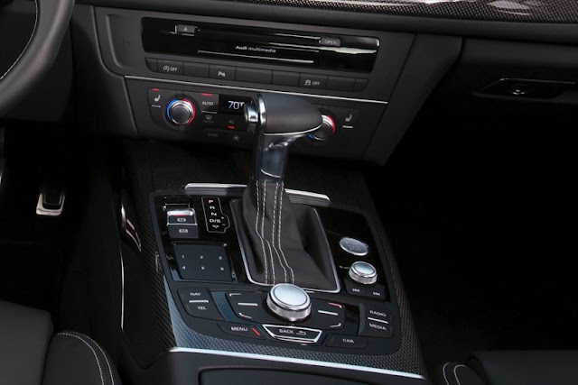 2015 Audi Model Of S6 overview gear