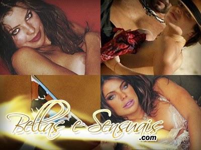Daniella Cicarelli - Flagras