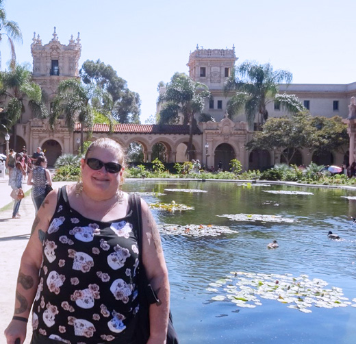 Balboa Park by Stacey Kuhns