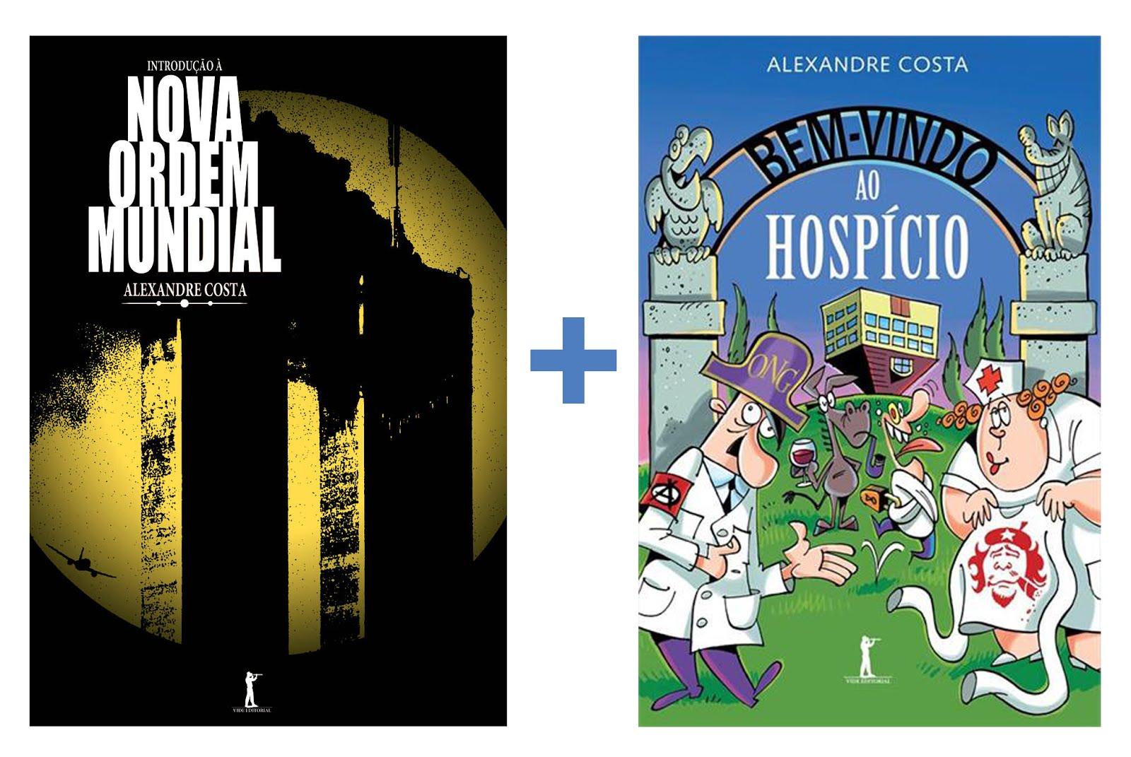 Livros de Alexandre Costa