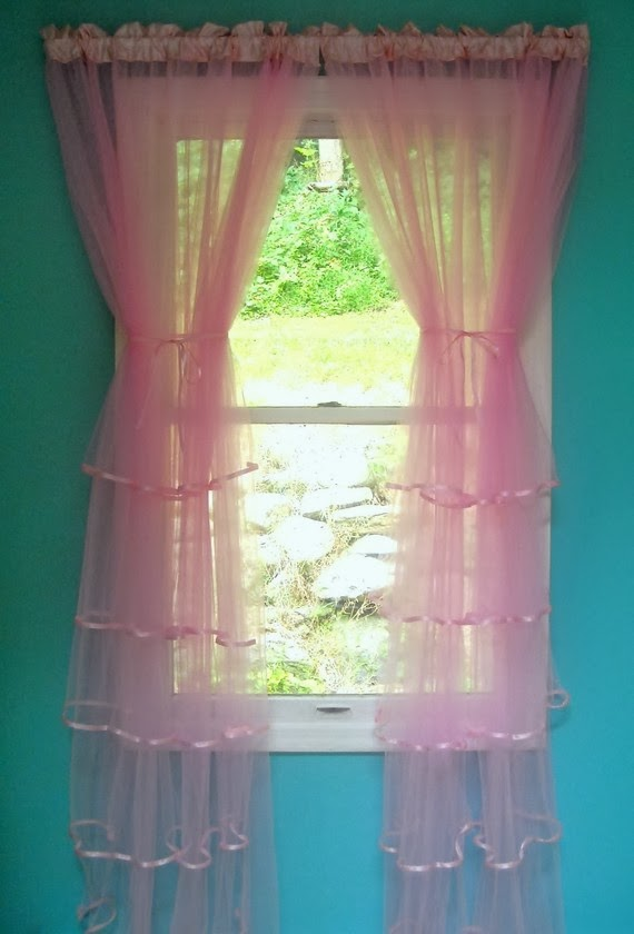 Tentando e acertando cortinas encantadoras - Diferentes modelos de cortinas para sala ...