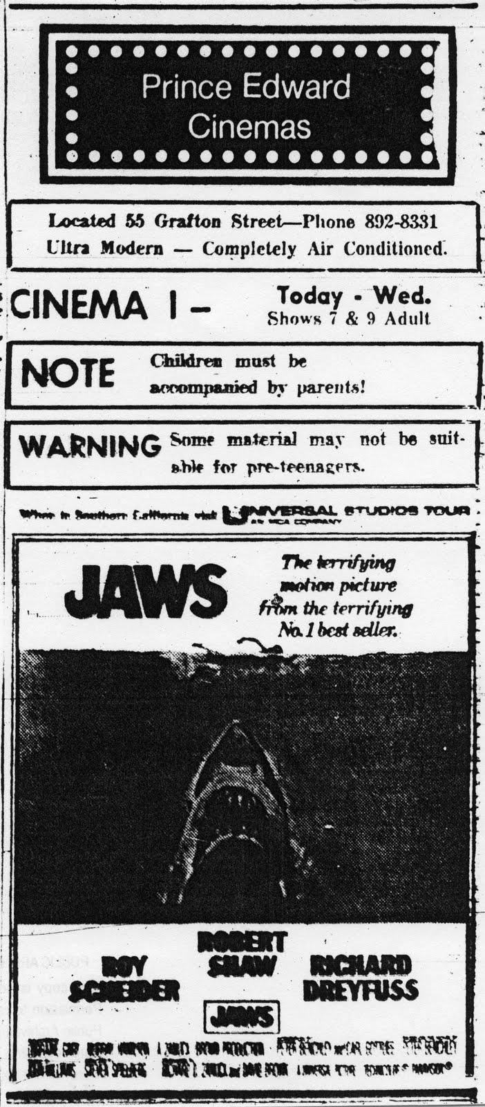 Bloody Terror 1970 S Newspaper Movie Ads