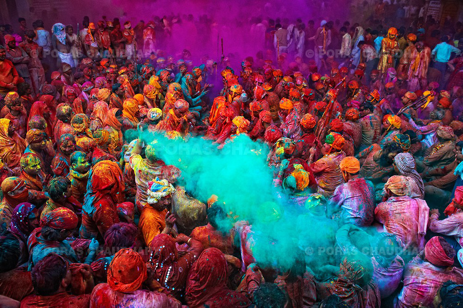WONDERFUL PICS OF HOLI FESTIVAL