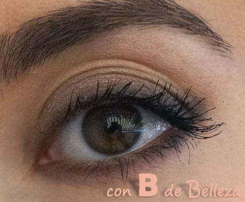 Maquillaje ojos gato fácil y sencillo