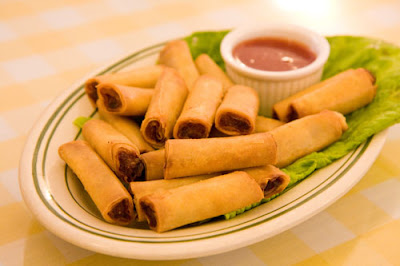 Here is my Lumpiang Shanghai Recipe . Try it!