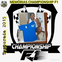 MEMORIAS CHAMPIONSHIP F1