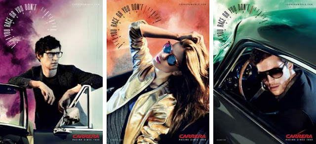 Carrera 2013 Eyewear Collection - Icons, Muses, Craze & Active