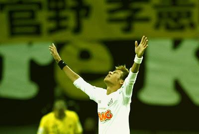 Kashiwa Reysol 1 - 3 Santos (1)