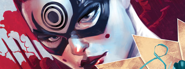 Lady Bullseye (Marvel Comics) Character Review - 1