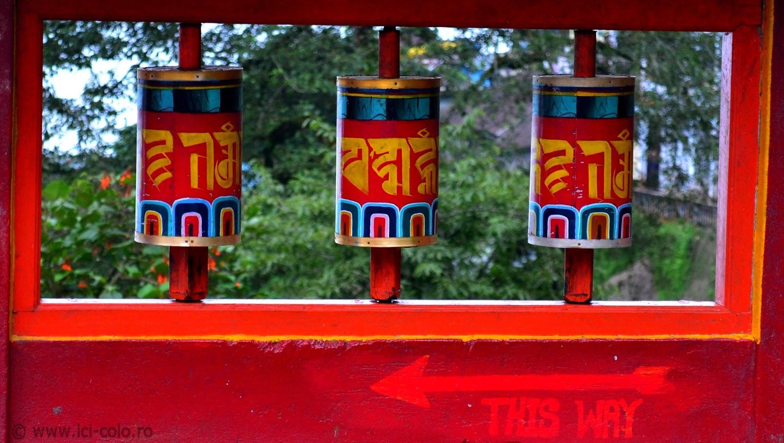 Călătorii spre Tibet