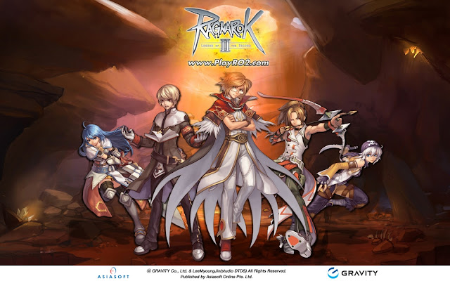 Ragnarok Online 2 : Legend of The Second