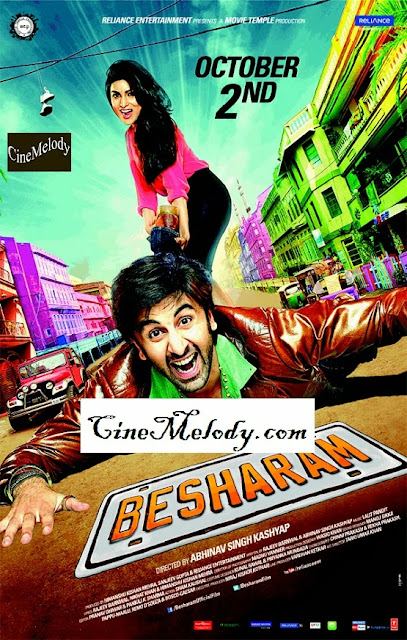 Besharam  Hindi Mp3 Songs Free  Download  2013