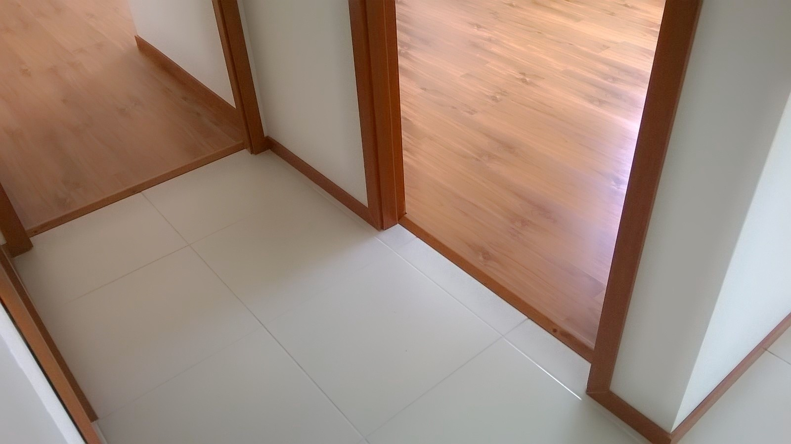 Famosos Apartamento 207: Reforma do Apê #2 - Piso dos quartos e azulejo da  TO88