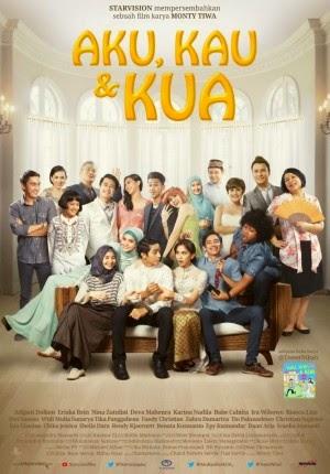 Lirik Lagu Kamulah Kamu Ost Aku Kau dan KUA - Fatin Feat Mikha