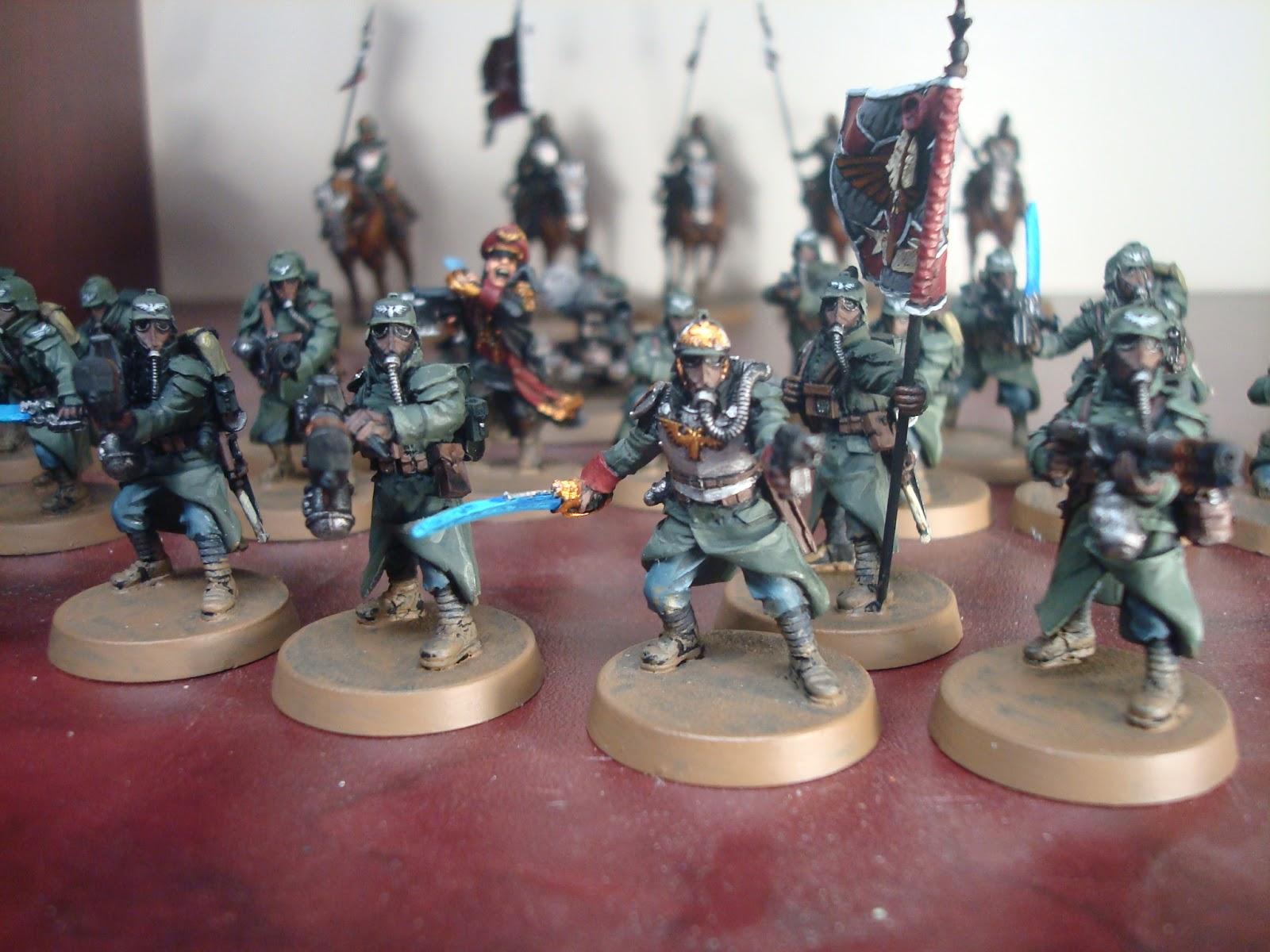 how to paint citadel miniatures astra militarum pdf