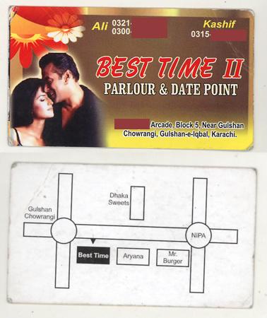 best dating point in karachi