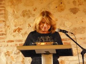 2010 En el III Encuentro de poesía en la Red en Alcala de Henares