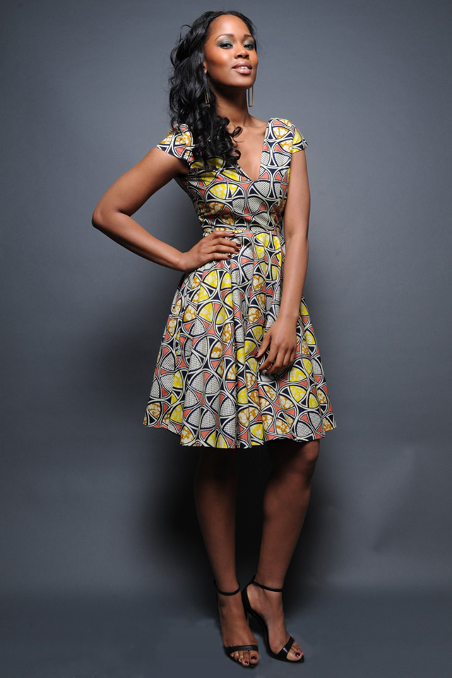 AFRICAN STYLE DRESSES ONLINE: SAPELLE.COM NEW SUMMER LOOKBOOK