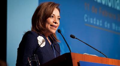 Josefina Vázquez Mota kandidiert für die Präsidentschaft