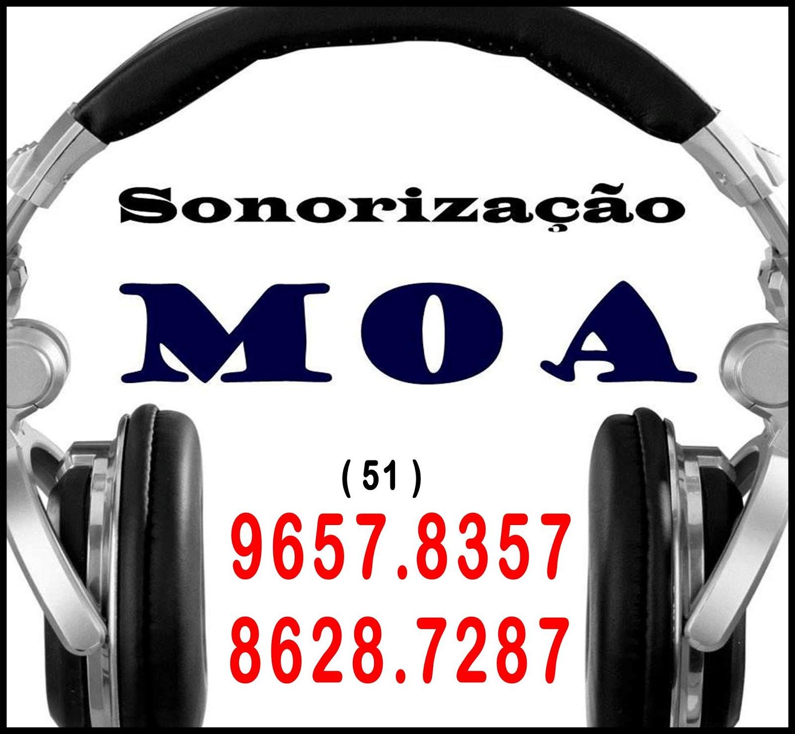 Sonorização MOA