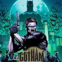 "Gordon en ""Gotham"""