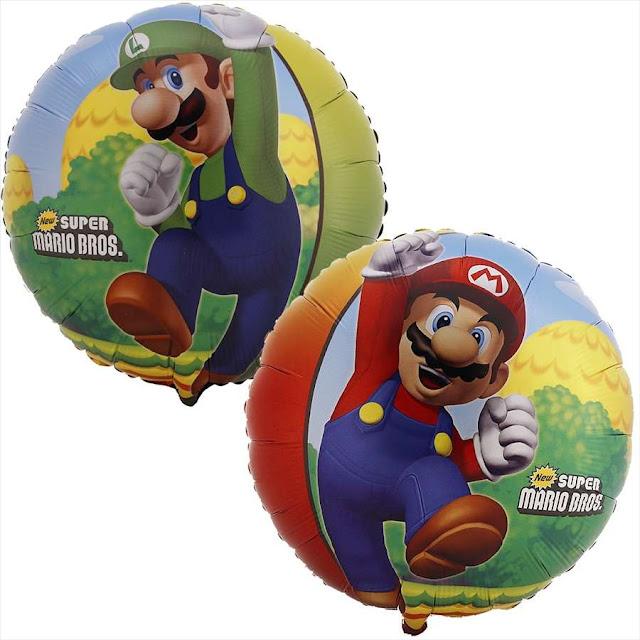 Balloon Luigi7
