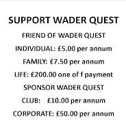 WADER QUEST; THE NATURAL HOME FOR WADER LOVERS