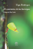 El ecosistema de las hormigas (poemario)