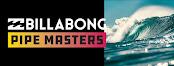 BILLABONG PIPE MASTERS - AO VIVO